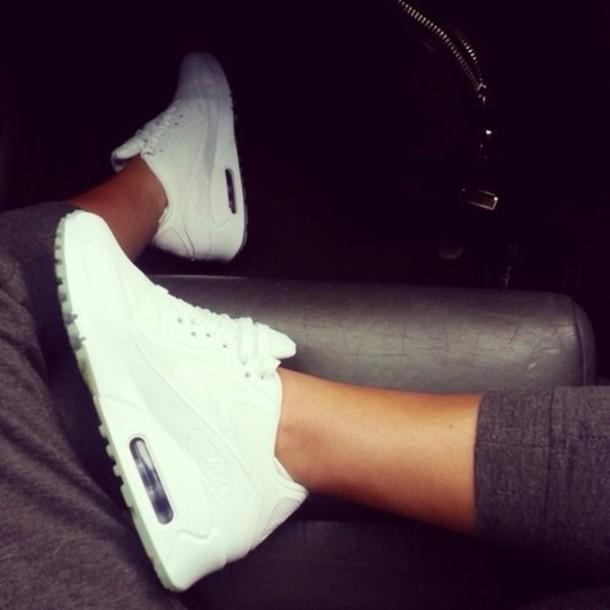 Shoes Nike Nike Air Air Max White Nike Air Max White
