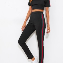 Pretty Office Chairs Perfect Sleep Chair Pants: Girly, Black, Red, Green, Stripes, Gucci, Two-piece, Crop Tops, Crop, Cropped, Matching ...
