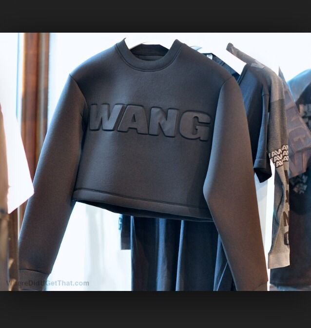 m s sofas uk bunk bed with sofa underneath alexander wang x h&m scuba cropped jumper size bloggers ...