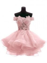 dress, pink, flowers, kawaii, sweet, princess, lace dress ...