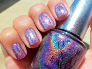 nail polish nails holographic
