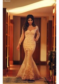 Dress: sexy dreses, prom dresses 2016, champagne dress ...