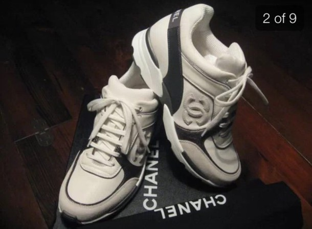 c0f7a4bef568 Coco Chanel Tennis Shoes 77927   TRENDNET