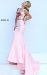 dress, 2016 long prom dresses, two piece dresses 2016 ...