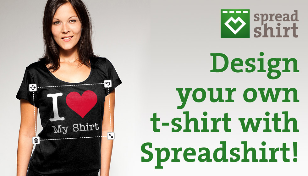 Design Your Own Tshirt And Custom Tshirts  Spreadshirt