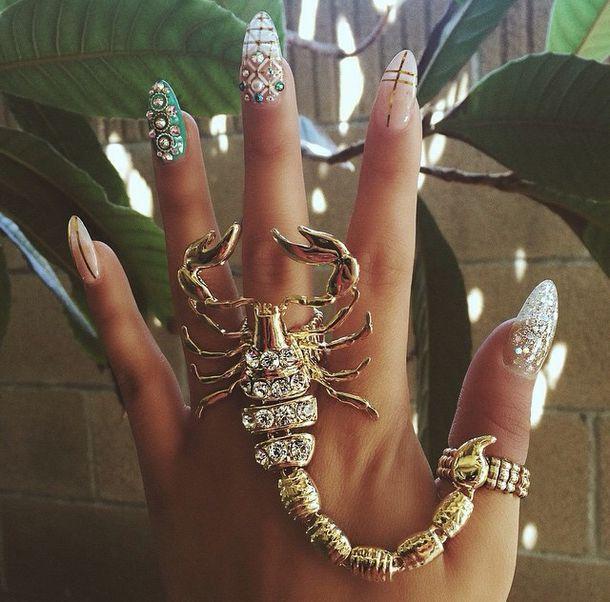 nail accessories, style, nail polish, nails, home