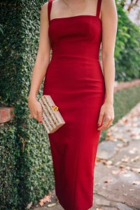 dress, tumblr, red dress, bodycon dress, bodycon, mini ...