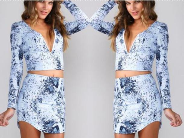 Dress: two