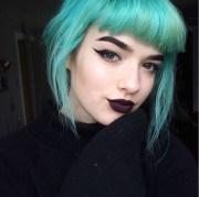 xoe arabella grunge pale green