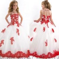 Aliexpress.com : Buy 2015 New Little Girls Pageant Dresses ...