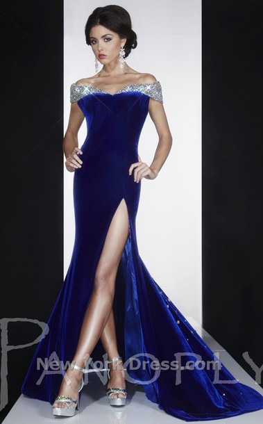 Dress Velvet Dress Silver Shoes Prom Dress Long Dress