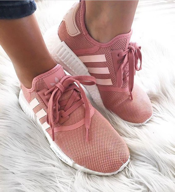 Shoes adidas nmd dusty pink adidas  Wheretoget