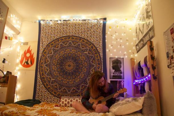 Top Tapestry Home Decor Bedding Mandala Wheretoget