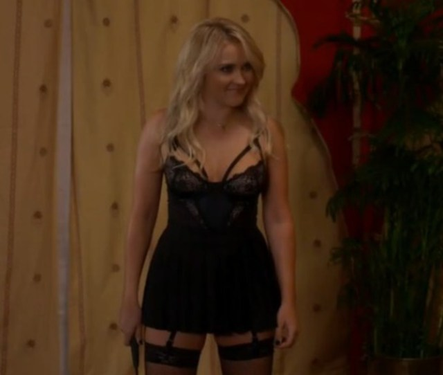Underwear Young And Hungry Lingerie Lingerie Dress Black Lace Worn On Tv Sexy Sexy Lingerie Sexy