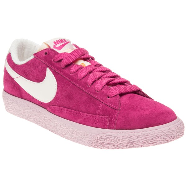 pink leather sofas best sofa set designs in india women's nike blazer low suede at schuh