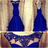 (Prom dress)