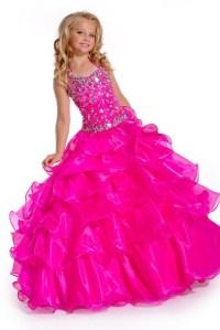 dress, big fat gypsy wedding, girls prom dress, girls ...