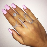 jewels, body kandy couture, knuckle ring, mid finger ring ...