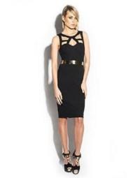 Dress: size 10, medium, cut-out dress, black, black dress ...