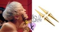 Jewels: gdragon, earrings, ear piercings - Wheretoget