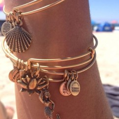 Beach Chairs Target Swing Chair Malaysia Jewels: Bracelets, Alex And Ani, Shell, Jewelery, Gold, Anklet, Mermaid, Beach, Bangle ...