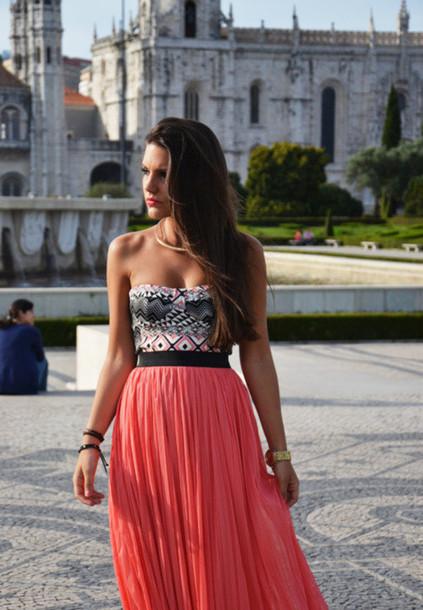 tube dress tumblr