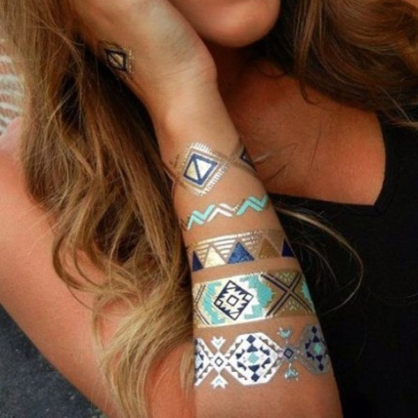 20 Like Tattoos That Look Like Jewelry Ideas And Designs