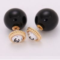 Jewels: shop with jewelz, dior, double pearl stud earring ...