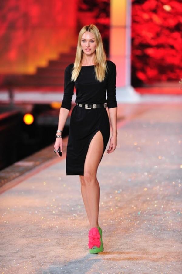 Dress ldb little black dress candice swanepoel