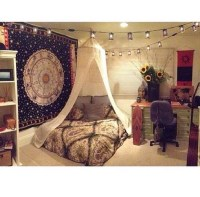 home accessory, home decor, bedroom, boho, skateboard ...