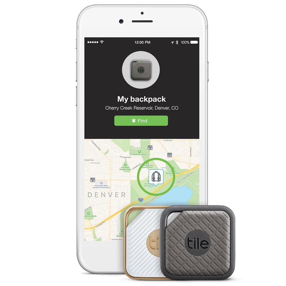 amazon com tile combo pack key finder phone finder anything finder 1 tile sport and 1