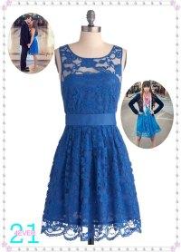 Lace Dresses Short Lace Bridesmaid Dresses Royal Blue by ...