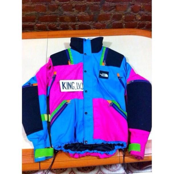 Jacket north face vintage  Wheretoget
