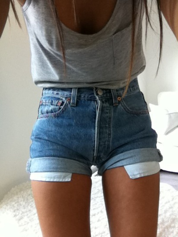 cow print chairs ladder back dining room destroyed shorts high waist distressed denim ripped jeans by jeansonly on wanelo