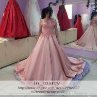 2016 New Design Arabic Prom Dresses A Line Off Shoulder ...