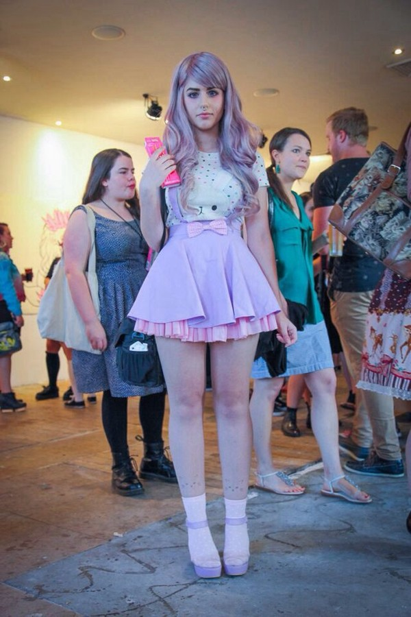 skirt skirt with suspenders pastel bow pink skirt