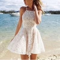 Dress: prom dress, cute dress, lace dress, summer dress ...