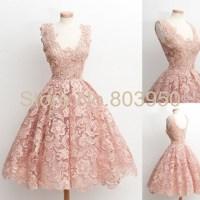 Aliexpress.com : Buy Homecoming Dresses Size 16 V_neck ...