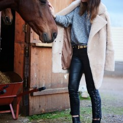 Looking For Leather Sofas Sofa Vibe Magazine Kenzo Black Paris Texas Kara Boots Women | Ssense