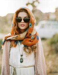 Hair accessory: head scarf, turban, beautiful, floral ...