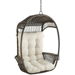 Swingasan Hanging Chair Swing For Rent Cushion Calliope Ivory