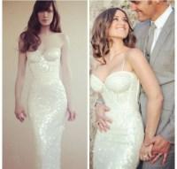 Dress: white dress, sequin dress, sequins, sexy, form ...