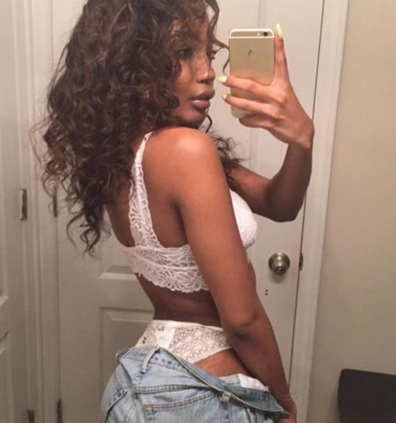 black girls lingerie tumblr
