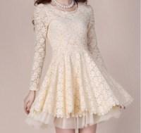 dress, cute dress, lace dress, cute, kawaii, fashion ...