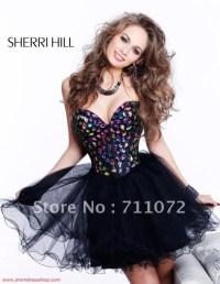 dress, prom dress, cute dress, alternative, short dress ...