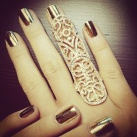 jewels, gold, ring, nail polish, armor ring, jewelry, gold ...