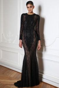 Dress: black silver long sparkly prom dress, black prom ...