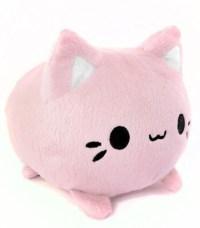 home accessory, kawaii, pillow, pink, cats, bubblegum pink ...