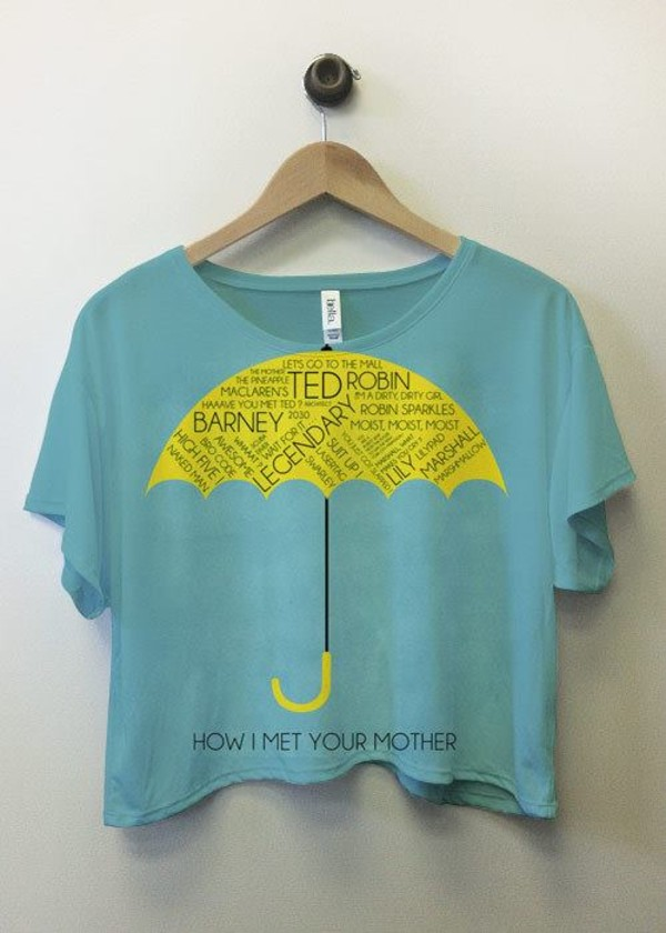 denim sofas uk dundee sofa bed yellow umbrella t-shirt with quotes from how i met your ...