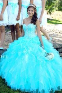 dress, jewels, sparkle, aqua, prom dress, long dress